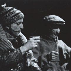 Le peuple du bitume